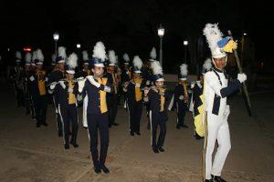 Santa Rita disfrutó de una noche cultural y deportiva