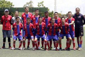 Menores de TFC Maracaibo dominaron a El Vigía