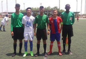Cuatro puntos sumaron canteras TFC Maracaibo contra Zulia FC