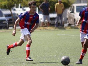 Menores de TFC Maracaibo se miden al Zulia FC