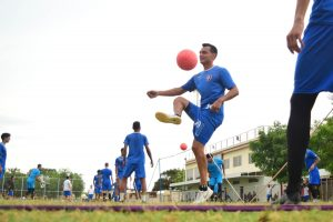 Zulia FC cumple a todo tren su primera semana de pretemporada