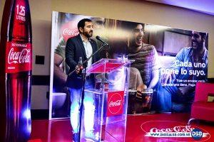 Maracaibo le da la bienvenida a la nueva botella de vidrio Coca-Cola