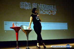 Daniela Alvarado sigue apostando por Venezuela