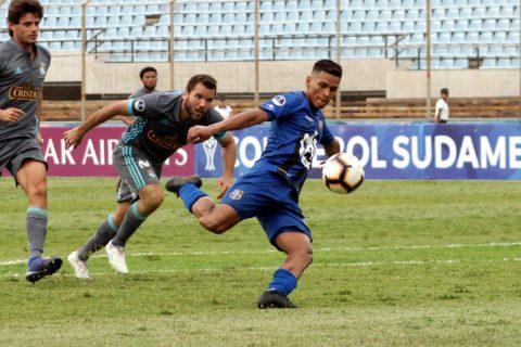Zulia FC enfrenta en el «Pachencho» a Colón de Argentina