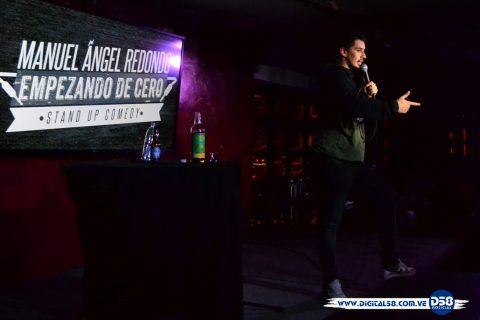 La comedia en vivo «Empezando de Cero» sacó carcajadas en Maracaibo