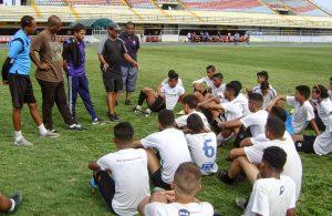 Selección del Zulia Sub-17 gana su primer partido de preparación