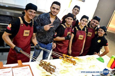 El Genio de la gastronomía árabe está en Maracaibo