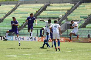 Zulia FC resbala en la capital