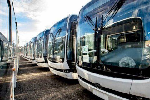 Los primeros buses eléctricos de Medellín comenzarán a funcionar muy pronto
