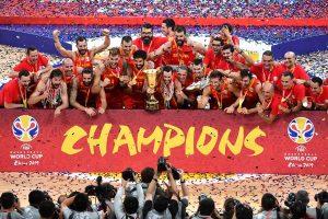 España domina a Argentina y logra su segundo título mundial de baloncesto