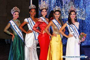 Diana Rodríguez es la nueva Reina de la XLIII edición de la Feria del Rosario de Cabimas 2019