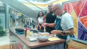 «Gordo Soy» realizó tercera edición de «Experiencia Foodies» en Sambil Maracaibo