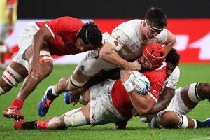 Irlanda e Inglaterra empiezan con fuerza el Mundial de Rugby
