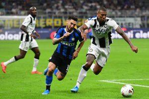 #SerieA: El Inter sigue ganando y deja atrás a la Juventus