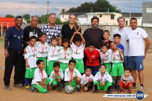 FC Ítalo Cabimas campeón invicto Sub-7