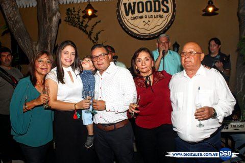 «Mr. Woods» ahora más grande: inauguran nueva sede en Maracaibo con visita de «La Chinita»