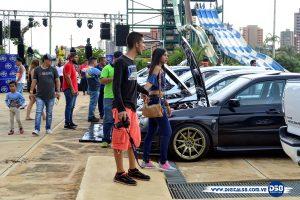 Copa Pistón realizó 4ª edición de competencia automotriz en Maracaibo