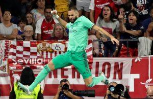 #LaLiga: El Madrid recupera la intensidad y cierra la «herida» con gol de Benzema