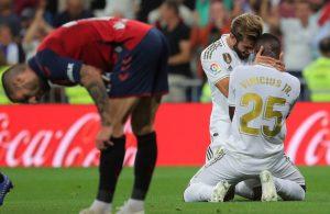 #LaLiga: Real Madrid se impone con serenidad ante el Osasuna y es líder solitario en la tabla