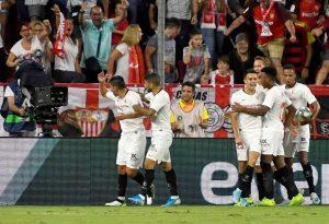 #LaLiga: El Sevilla resurge, remonta a la Real Sociedad y el Real Madrid sigue líder