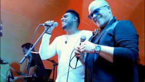 Ronald Borjas y Nelson Arrieta ofrecerán un espectáculo de altura en la sala de conciertos de Vintage