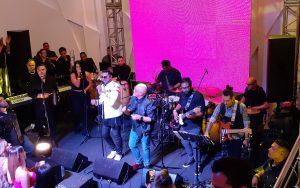 Ronald Borjas y Nelson Arrieta deleitaron a los zulianos en la sala de conciertos de Vintage