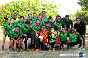 Yows FC se coronó Campeón de cuadrangular de fútbol amateur