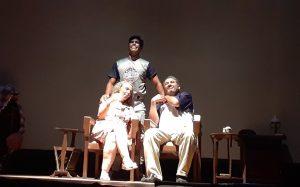 50 años de Águilas del Zulia inició con la obra de teatro «La vida es un strikeout»