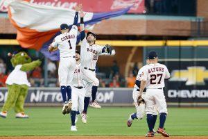 Verlander domina a Tampa y los Astros se van al frente 1-0 en Serie Divisional