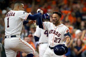 #MLB: Astros vencen a Rays y se van contra Yankees por el campeonato de la Liga Americana
