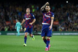 Barcelona fulmina al Sevilla en ocho minutos y se sitúa segundo