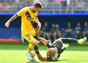 #LaLiga: Barça, nuevo líder gracias a su tridente y a la derrota del Real Madrid