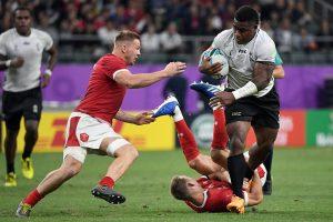 Gales y Australia, clasificados a cuartos de final de Mundial de rugby