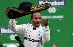 #Fórmula1: Hamilton conquista México pero aún no se corona campeón