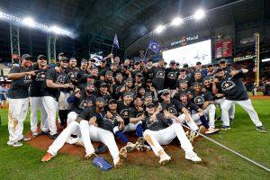 Astros vencen 6×4 a los Yankees y se van a la Serie Mundial de béisbol