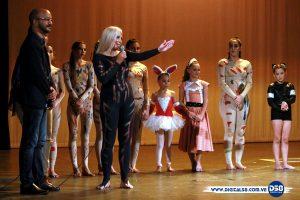 Jazz Ballet del Zulia triunfa en competencia en Caracas