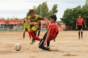 #CopaOro: Jornada complicada para las categorías infantiles de FC Ítalo Cabimas
