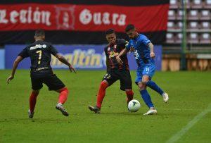 #CopaVenezuela: Zulia FC igualó a cero en la ida
