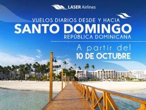 Laser Airlines incorpora nuevas frecuencias internacionales