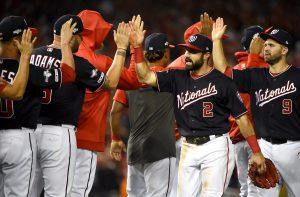 #MLB: Scherzer mantiene a Nacionales con vida al vencer a Dodgers