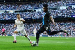Casemiro rescata al Real Madrid ante el Brujas