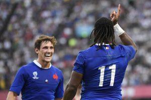 Francia clasifica a cuartos, Nueva Zelanda se acerca y Argentina dice adiós