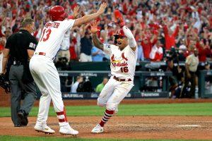 #MLB: Boricua Molina héroe del triunfo de Cardenales sobre Bravos que empató la serie 2-2