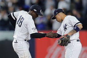 Gregorius y Tanaka ponen a Mellizos contra la pared en los playoffs