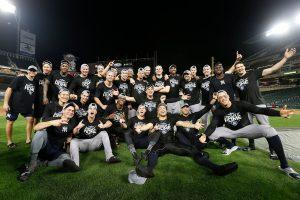 #MLB: Yankees barren a Mellizos y van a discutir el título en la Liga Americana