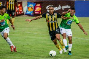 #LigaFútVe: ¡Zamora FC empató en Pueblo Nuevo!