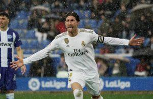 #LaLiga: Real Madrid derrota al Alavés y se afianza en la cima de la tabla