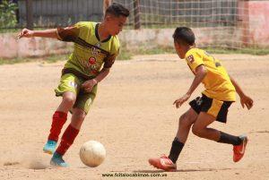 Jornada atropellada para los infantiles FC Ítalo Cabimas