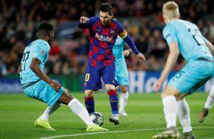 Barcelona no saca ventaja ante al Slavia Praga y se mantiene líder de grupo