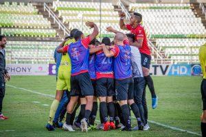 #LigaFútVe: Caracas es finalista del Torneo Clausura 2019